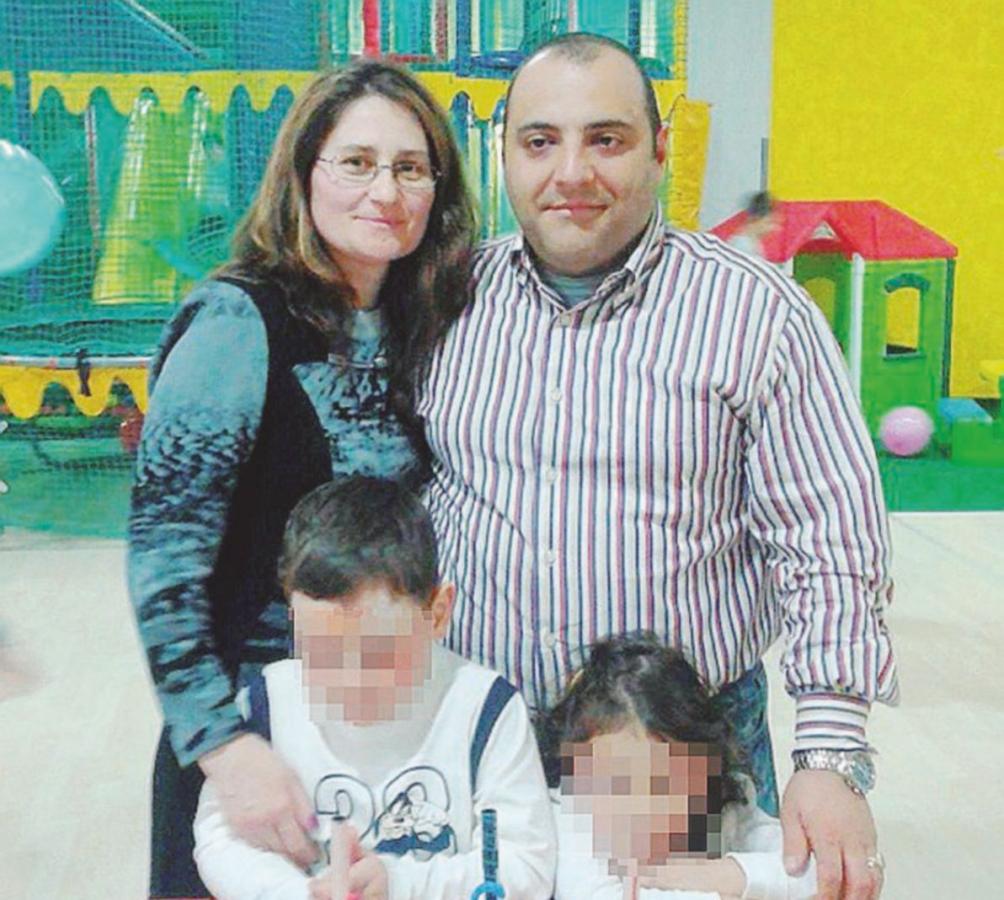 Il miracolo dei parete dopo l 39 incubo la famiglia il for Famiglia parete